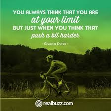 Cycling Quotes Stunning 48 Motivational Cycling Quotes Realbuzz