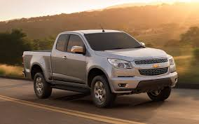 Global Market 2012 Chevrolet Colorado Will Come to U.S. - Auto ...