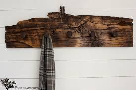 18 diy rustic coat rack ideas