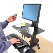 contemporary stand up desk attachment intended for standing workstation workfit s converter ergotron