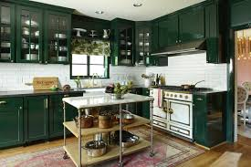 kitchen island cart industrial. Matchless Industrial Kitchen Island Cart With High Gloss Green Spray Paint Also Amerock Cabinet Cup Pulls