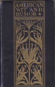 111 year old joke book in front is a picture of oliver wendell holmes jokes are in many categories several pages are devoted to josh billings