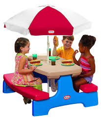 adorable pictures of little tikes outdoor picnic table amazing image of outdoor kid dining room