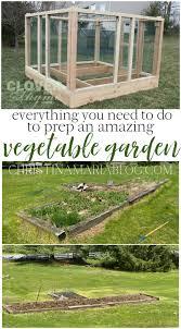 vegetable garden bed