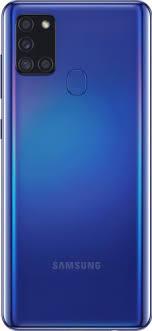Samsung Galaxy A21s 32GB Dual SIM 4G Prism Crush Blue | Telefon mobil  SM-A217FZBNEUE