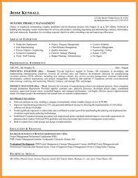 8 9 Technical Project Manager Resumes Aikenexplorer Com
