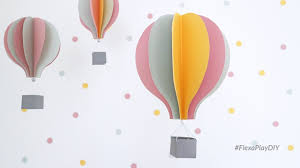 FLEXA DIY HOT AIR BALLOON