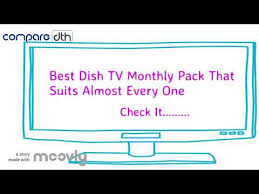 Dish Tv Packages Comparison Chart Dish Tv Price Offers Dish Tv Packages Plans Dish Tv