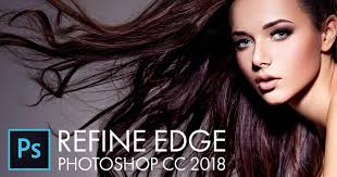 Hair Photoshop How To Access Refine Edge In Photoshop Cc 2018