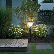 Đèn sân vườn năng lượng mặt trời cao cấp tích hợp cảm biến thông minh  VK-GD4B - Đèn ngoài trời Hãng vietsky