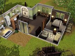 astounding the sims house plans sim 2 designs terrific 3 small s best