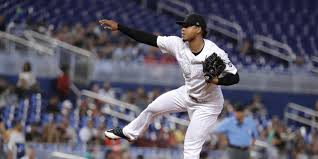 Marlins Closer Depth Chart Elieser Hernandez Stifles Phils As Marlins Win Series Mlb Com