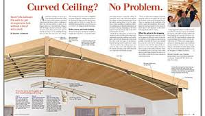 curved wood ceiling. Plain Curved Curved Ceiling No Problem With Wood Ceiling E
