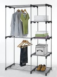 closet organizer storage rack portable clothes hanger home g cargando zoom