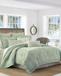 blue and green fl duvet cover