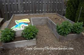 Small Picture Raised Bed Garden Box Design The Garden Inspirations