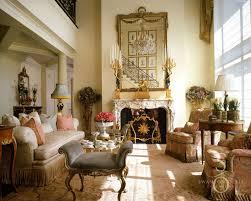 Period Living Room Period French Regency Penthouse