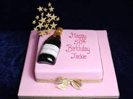 Champagne Bottle Cake Decoration Shelly's Cake Creations 10