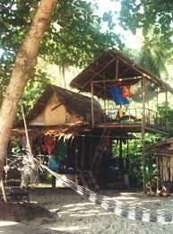 Koh Phangan Holiday Homes  The Tree House  ChaloklumTreehouse Koh Phangan