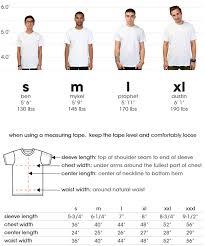 Tultex Size Chart Crew Neck Pocket Tees Apliiq