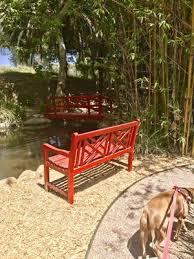 Japanese Garden At Va West 11301 Wilshire Blvd Los Angeles