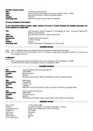 Examples Of Engineering Resumes Gorgeous Engineer Resume Examples Letsdeliverco