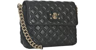 Marc jacobs Quilted Leather Bag in Black | Lyst &  Adamdwight.com