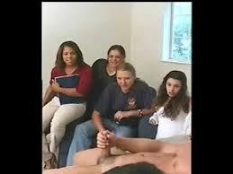 four women watch guy jerk off xvideos com