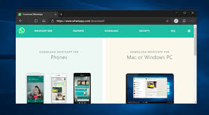 Windows Flatform Another Rumour Claims Whatsapps New Windows 10 App Is On