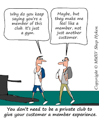 Another Way To Say Customer Service A Membership Experience Is A Powerful Customer Service Strategy