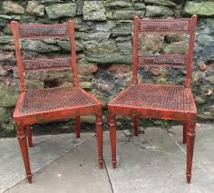 red lacquered furniture. C18th Pair Of Chinoiserie Red Lacquered Chairs   448733 Www.imchaney.co.uk Furniture