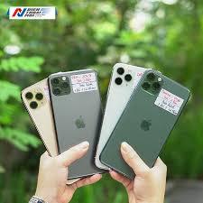 iPhone 11 Pro Max có mấy màu? Phiên bản màu nào được ưa dùng hiện nay?
