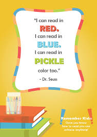 Fantasy is a necessary ingredient in living.', and 'you have brains in your head. 20 Dr Seuss Quotes About Reading Imagine Forest