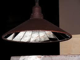 vintage looking lighting. vintage style industrial pendant light great rust metal finish looking lighting u
