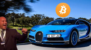 The transport fee is very expensive for this kind of stuff it's definitely not the best idea to buy a car with bitcoin. All Of These Cars Have Been Bought With Bitcoin