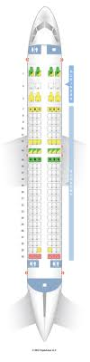 United Airlines Airbus 320 Seating Chart Seatguru Seat Map Avianca Seatguru