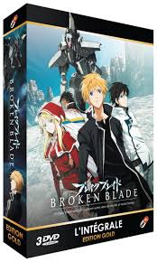 Broken Blade anime streaming vf vostfr
