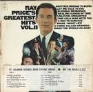 Ray Price's Greatest Hits, Vol. 2