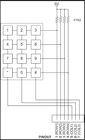 arduino keypad wiring diagram arduino image wiring arduino keypad wiring diagram arduino wiring diagrams