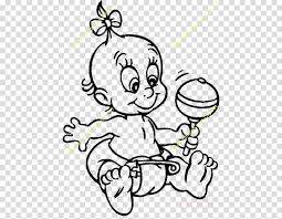 Download Kleurplaat Geboorte Baby Clipart Roger Rabbit Hare Coloring