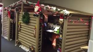 Office cubicle decorating contest Tacky Glassdoor Centralvalleyhomesinfowpcontentuploads201811