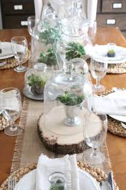 How to Create a Spring Tablescape with Succulents | My Life From Home