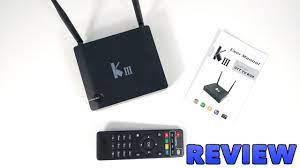 Q Box TV Box REVIEW - Amlogic S905, 2GB RAM, 16GB ROM - YouTube