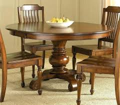 round wood dining table for 6 solid wood round dining table round wooden dining table and