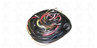 wiring loom for all vw t2 bay 1969 1972 just kampers wiring loom for all vw t2 bay 1969 1972