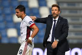 Qui Cagliari, Di Francesco a caccia di punti pesanti: Nainggolan arretra,  torna Godin?