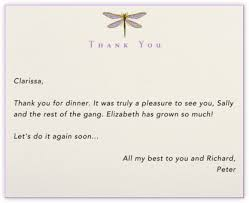 Thank You Notes - Online At Paperless Post