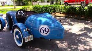 Of miami florida) of one of the finest sports cars ever made, the 1927 bugatti 35b. Sold For Sale 1974 Volkswagen Bugatti Kit Car Replica Youtube