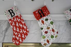 sew christmas stocking. Unique Christmas Christmas Stockings  Sew Like My Mom I  With Stocking O