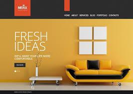 Small Picture Interior Design WordPress Theme 38062